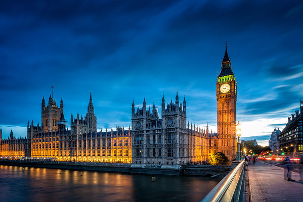 London Cityscapes and Landscapes