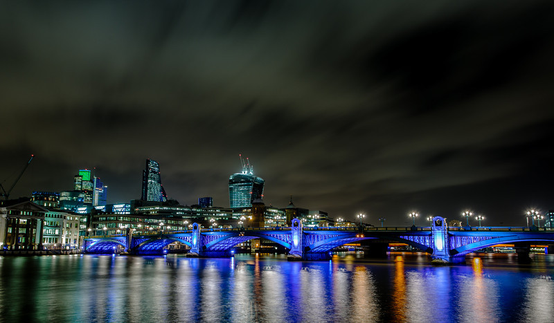 The Southwark Bridge