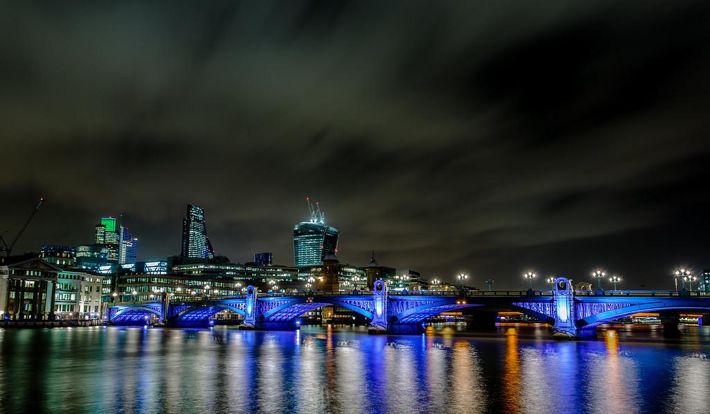 The Southwark Bridge