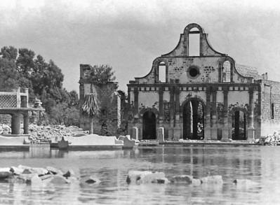 Old Zapata Old Zapata, Mexico under Falcon Lake