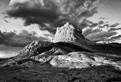 Candy Storm. Monsoon clouds on the Paria Plateau in northern Arizona.