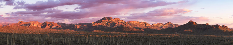 Desert Ridge, Superstition Mountains
