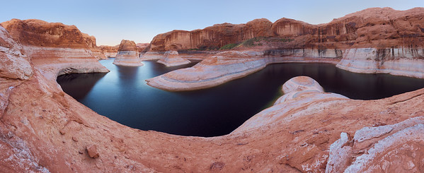 Reflection Canyon of Lake Powell