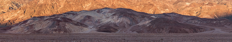 Badwater Hills, Death Vally