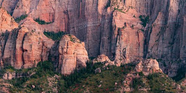 Cliffs of Kolob