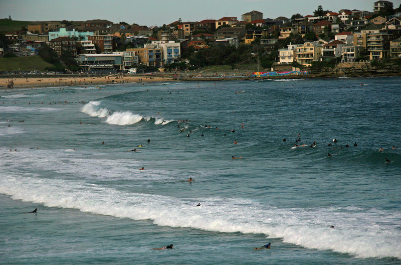Bondi Beach, Australia - January 2008