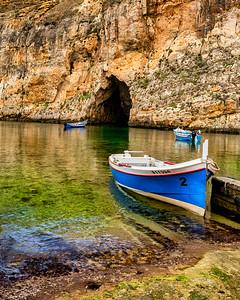 Malta's Inland Sea