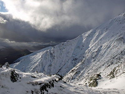Blencathra and Skiddaw