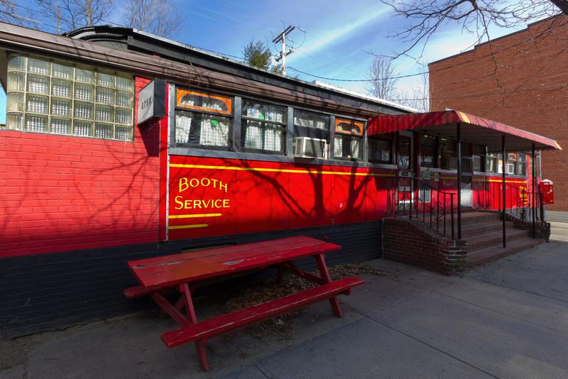 Kathy's Diner.  Northampton, MA.