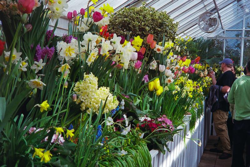 The Botanic Garden of Smith College.  Northampton, MA. (Film)