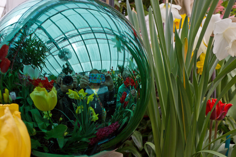 The Botanic Garden of Smith College.  Northampton, MA.