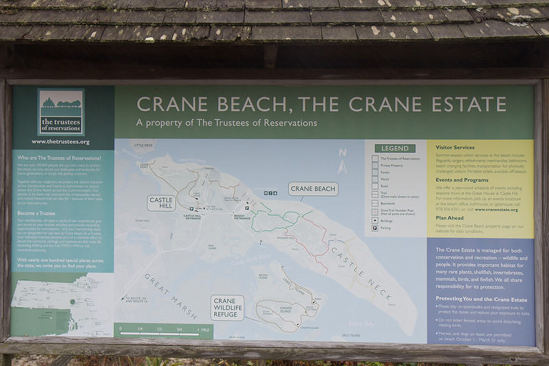 Crane Beach, The Crane Estate