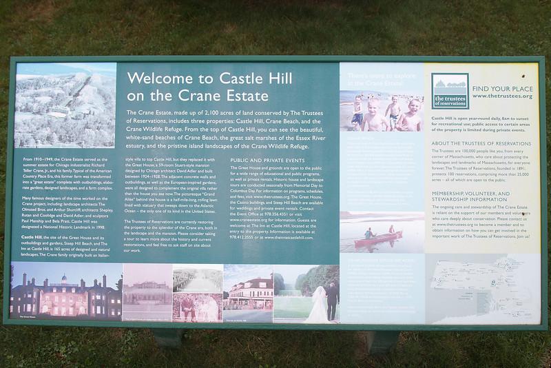 The Castle Hill on The Crane Estate