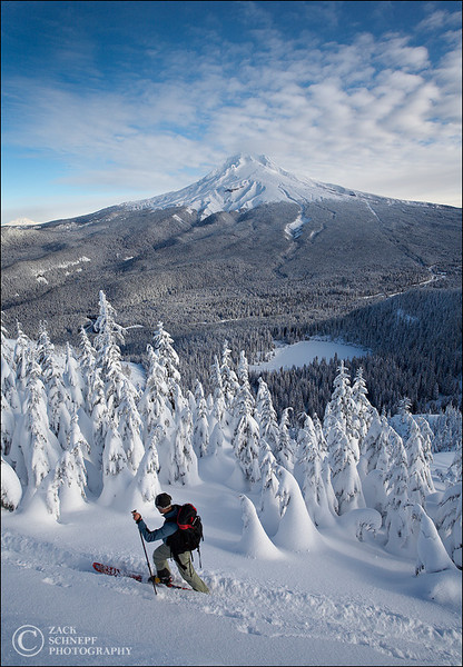 "<font color=""#FFFFFF"" size=""4"" face=""Verdana, Arial, Helvetica, sans-serif"">Back Country Skier</font><br> Mt. Hood, Oregon"