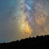Made from 8 light frames (captured with a NIKON CORPORATION camera) by Starry Landscape Stacker 1.6.2.  Algorithm: Median