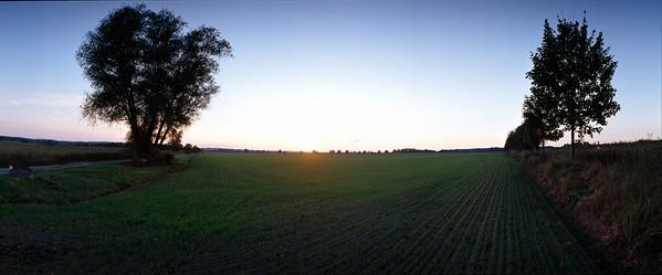 Trockener Boden in Mecklenburg