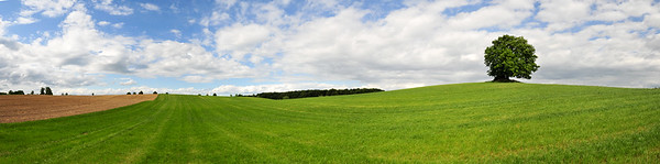 Landschaft bei Funkenhagen