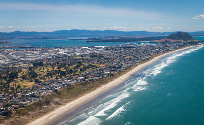 Mount Maunganui beachfront