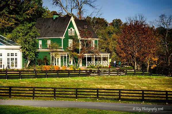 Along the Bourbon Trail
