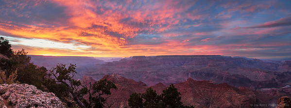 The BIG Sunset