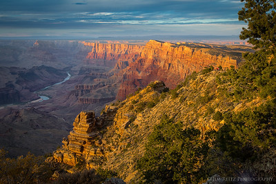 Last Light, South Rim