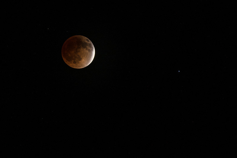2014 Blood Moon - One
