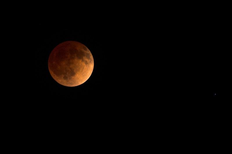 2014 Blood Moon - Three