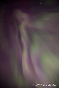 Aurora Borealis -June 23, 2015