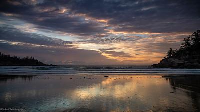 Dawn at Arthur Bay