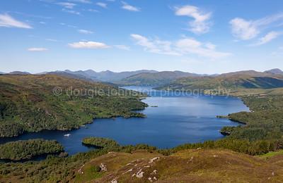Loch Katrine..