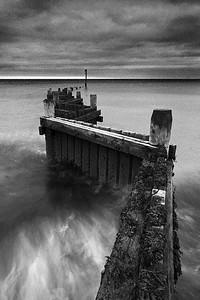 Depth, Overstrand, Norfolk