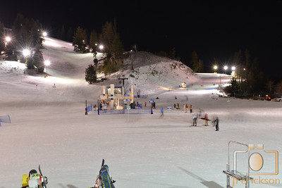Bogus Basin Night Shots 5