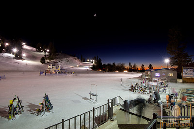 Bogus Basin Night Shots 2