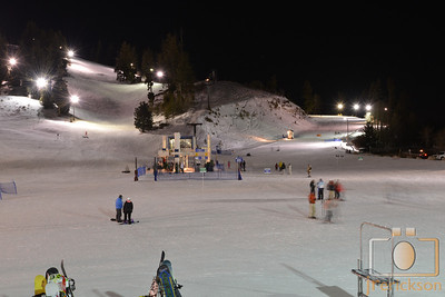 Bogus Basin Night Shots 4