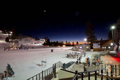 Bogus Basin Night Shots 1