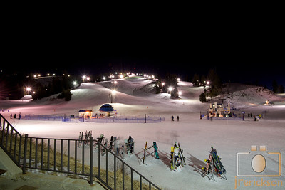 Bogus Basin Night Shots 3