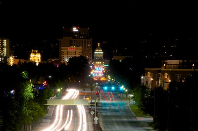Boise at Nigth 7-02-2012 7