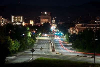 Boise at Nigth 7-02-2012 3