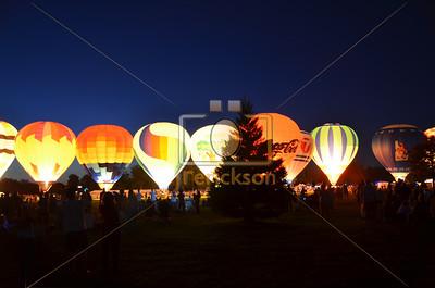 Spirit of Boise Balloon Classic 12