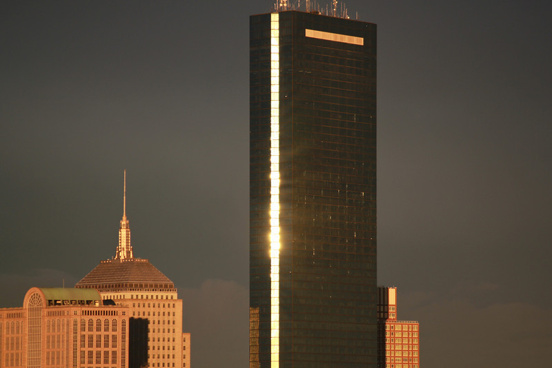 Slit of the hancock..