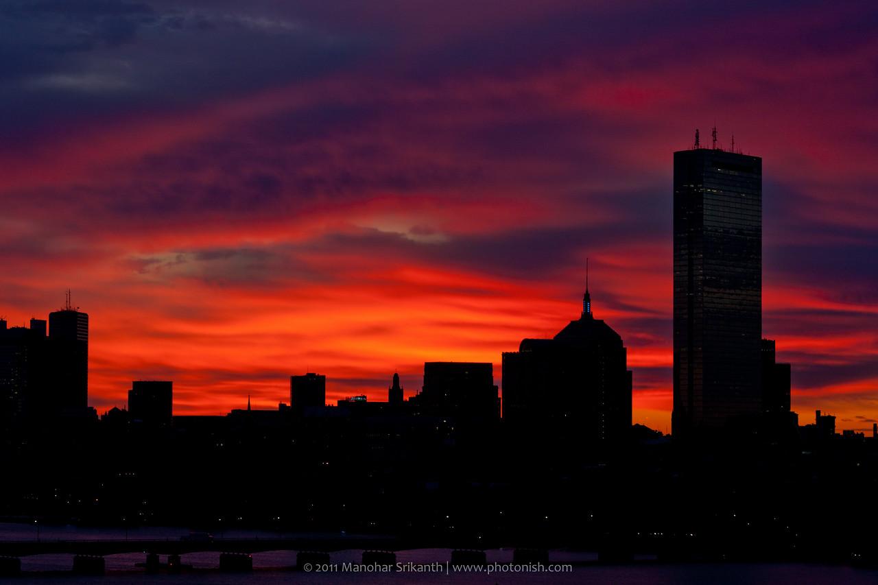 Boston Pre-Sunrise