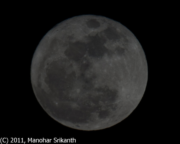 SuperMoon on March 19th
