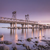 Twilight by the Bridge
