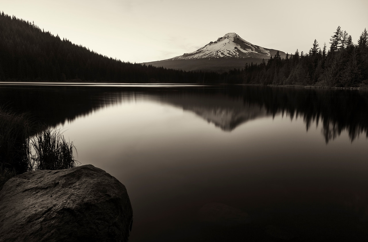 Reflections of Mt. Hood