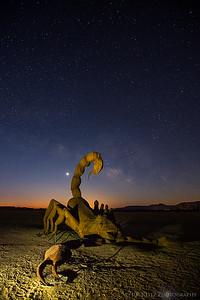Galactic Scorpion