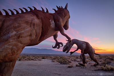Raptor Battle