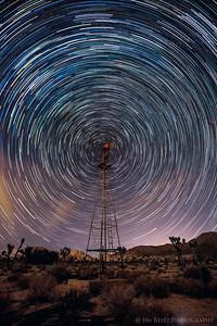 Cosmic Windmill