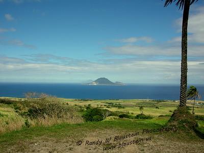 Mount Liamuiga Volcano