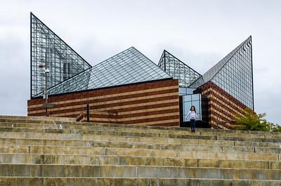 The Tennessee Aquarium