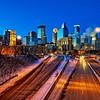 Minneapolis over 35W
